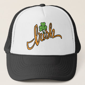 St Patricks day T Shirt Trucker Hat
