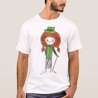 St. Patrick's Day Tee-Shirt T-Shirt
