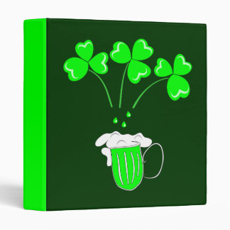 St. Patrick's Day The secret of brewing Binder