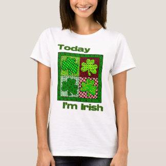 St Patricks Day Today I'm Irish T-Shirt