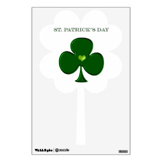 St. Patrick's Day Wall Decal