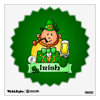 St. Patrick's Day Room Decals