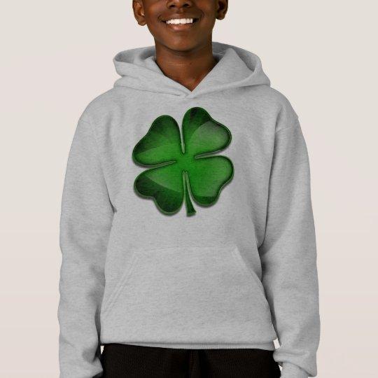 St. Patrick's Day Zing Hoodie