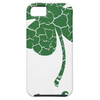 st patricks distressed lucky clover iPhone SE/5/5s case