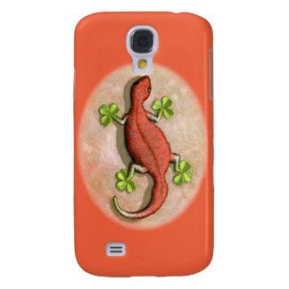 St. Patrick's Gecko Samsung Galaxy S4 Case