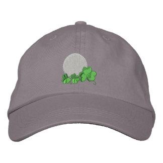 St. Patricks Golf Design Cap
