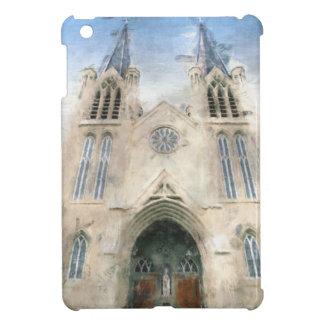 St Patrick's Gothic Revival Church Art iPad Mini Covers