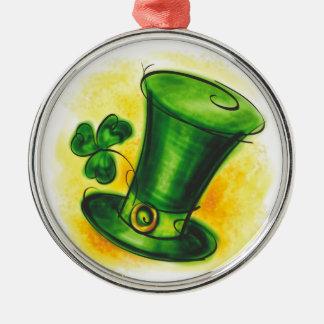 St. Patrick's Hat Ornament