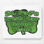 St. Patrick's Irish Car Bomb Team Mousepad
