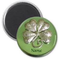 St. Patricks Irish Name Magnet Gift!
