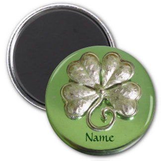 St. Patricks Irish Name Magnet Gift!