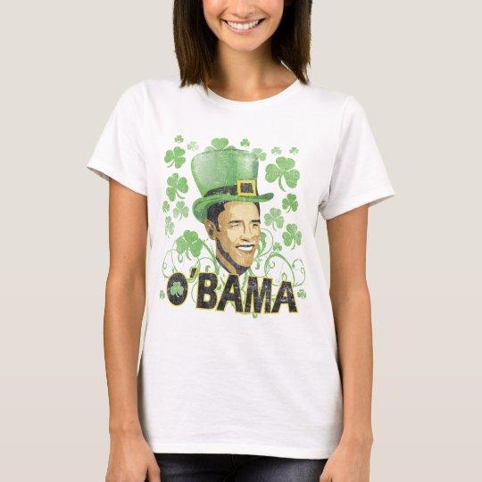 St Patrick's Irish O'Bama 2009 T-Shirt