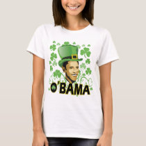 St Patrick's Irish O'Bama T-Shirt