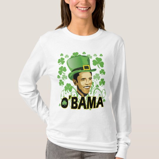 St Patrick's Irish O'Bama T-Shirt