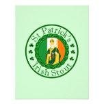 St. Patrick's Irish Stout Personalized Announcements
