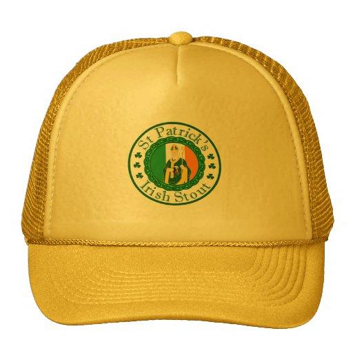 St. Patrick's Irish Stout Mesh Hat