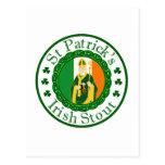 St. Patrick's Irish Stout Postcards