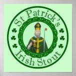 St. Patrick's Irish Stout Print