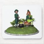 St. Patrick's Kids Mousepad
