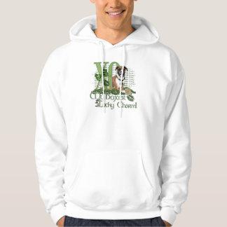St Patricks - Me Lucky Charm - Boxer - Vindy Hoodie