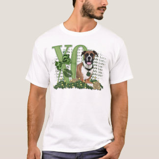 St Patricks - Me Lucky Charm - Boxer - Vindy T-Shirt