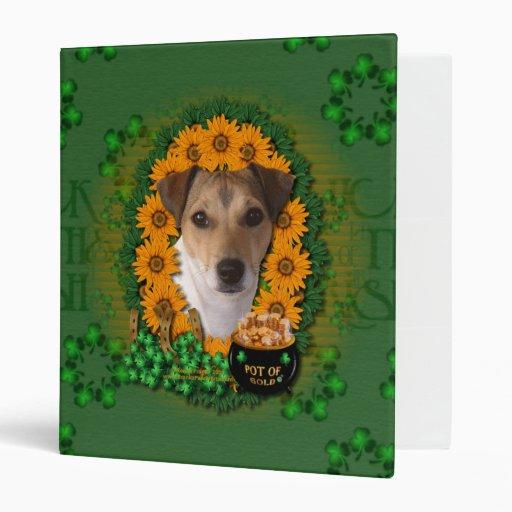 St Patricks - mina de oro - Jack Russell