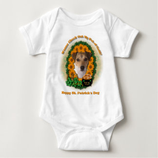 St Patricks - mina de oro - Jack Russell T-shirt