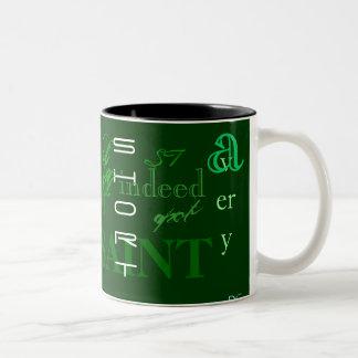 St Patrick's Mug