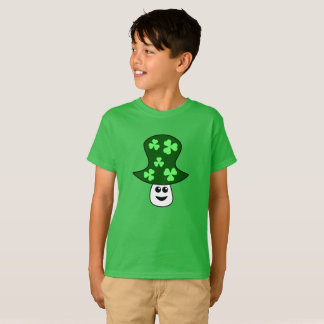 St. Patrick's Mushroom T-Shirt (Child)