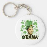 St Patrick's O'Bama 2009 Keychain