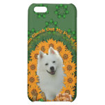 St Patricks - Pot of Gold - American Eskimo Cover For iPhone 5C