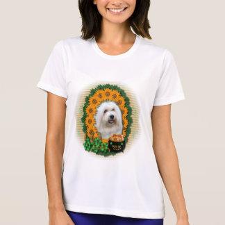 St Patricks - Pot of Gold - Coton de Tulear T-shirts