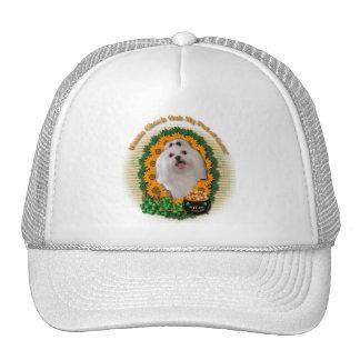St Patricks - Pot of Gold - Maltese Trucker Hat