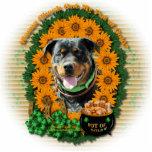 St Patricks - Pot of Gold - Rottweiler -SambaParTi Photo Cut Outs
