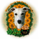 St Patricks - Pot of Gold - Whippet Cut Out