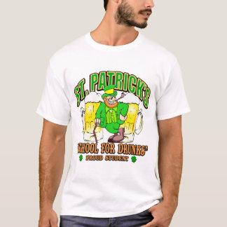 St. Patrick's School For Drunks T-Shirt