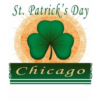 St. Patrick's Shamrock Chicago shirt