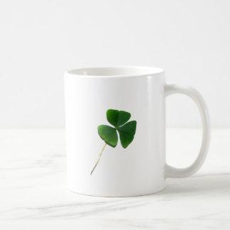 St. Patrick's Shamrock Mugs