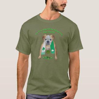 St. Patrick's Shamrock Size That Counts T-Shirt