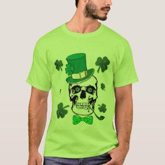 St. Patrick's Skull T-Shirt