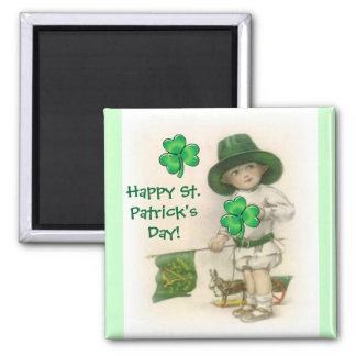 St. Patrick's Toy Joy Fridge Magnets