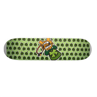 St Pat's Beer Monkey Skateboard