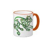 St. Pats Cat Mugs