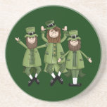 St Pats Dance Drink Coasters