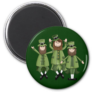 St Pats Dance Magnet