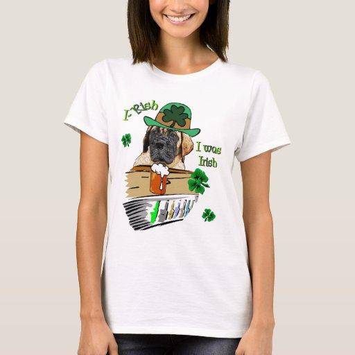 St. Pats English Mastiff T-Shirt