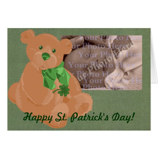 St. Pat's Greeting Card