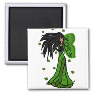 St. Patties fairy magnet