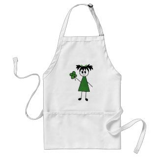 St. Patty Adult Apron