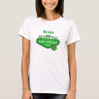 St Patty BRIDE Las Vegas Wedding Shirt